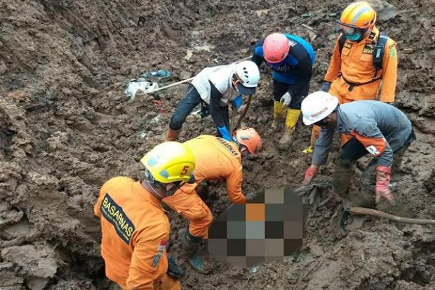 21 Korban Tewas Tertimbun Longsor di Sumedang Ditemukan, 19 Masih Hilang