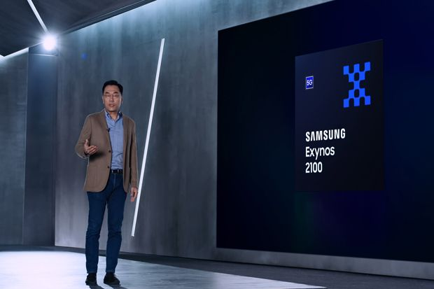 Kecanggihan Samsung Exynos 2100 Bisa Benamkan Snapdragon 888