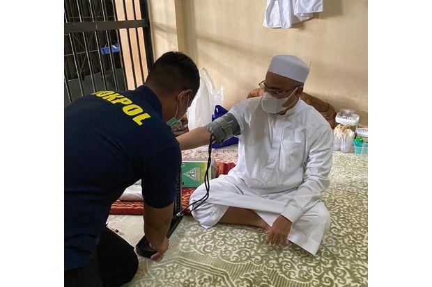 Tim Kuasa Hukum Minta Polisi Perhatikan Kesehatan Habib Rizieq Shihab di Rutan Bareskrim