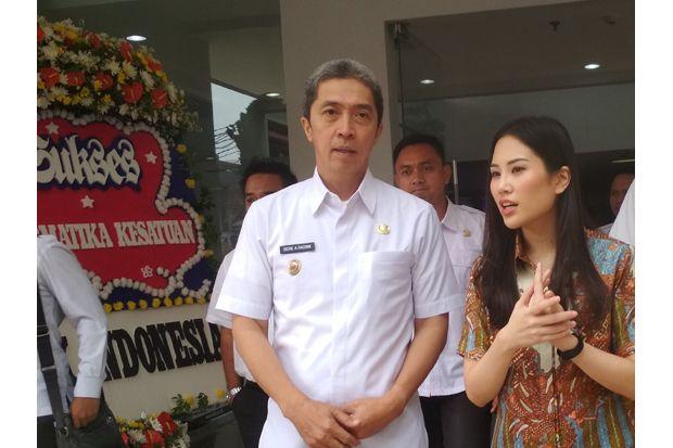 10 Pejabat di Kota Bogor Diberi Vaksin Covid-19 Pertama