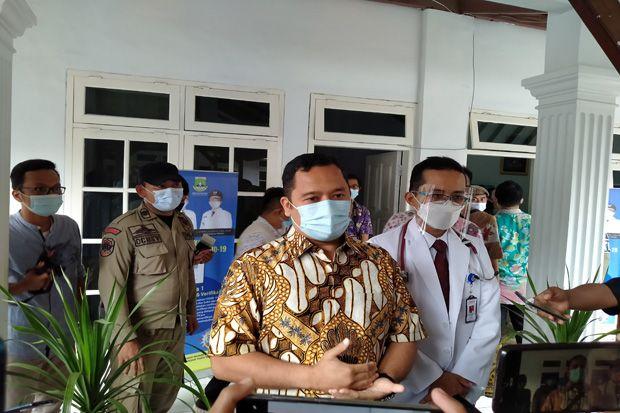 Tensi Darah Tinggi, Wali Kota Tangerang Tunda Vaksinasi Covid-19