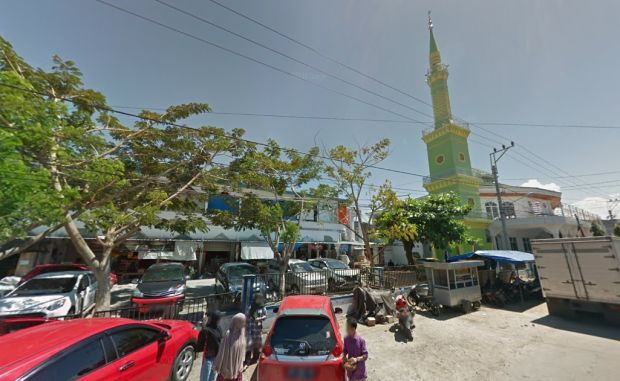 Majene Diguncang Gempa, Warga dan Pedangang di Pasar Sentral Panik Berhamburan