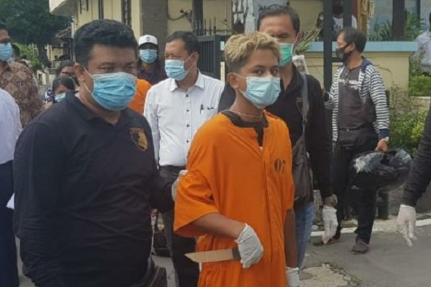 Bocah Pembunuh Teller Cantik Bank BUMN di Denpasar Mulai Jalani Sidang