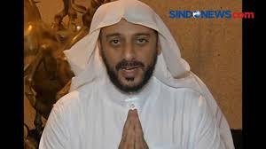 Kirim Doa untuk Syekh Ali Jaber, Ridwan Kamil: Ulama yang Sangat Lembut Hati