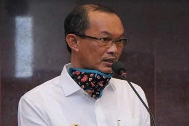 Belum Terima SMS, Wali Kota Palembang Harnojoyo Tunda Vaksinasi