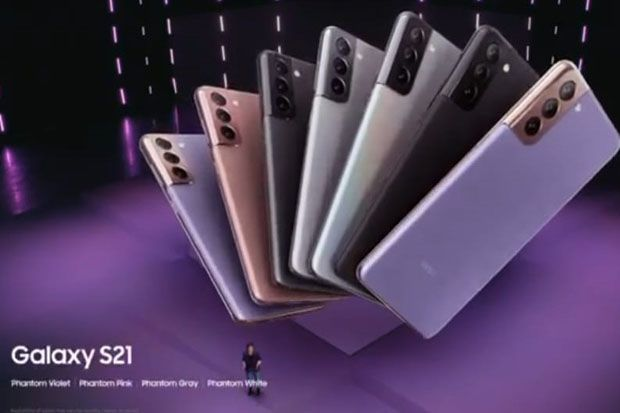 Promo Miring Banget, Pre-order Samsung Galaxy S21 di XL Prioritas Cuma Rp1