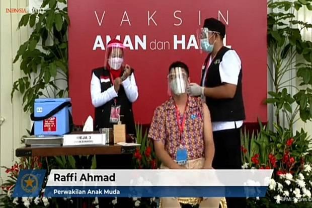 Raffi Ahmad Jalani Sidang Perdana 27 Januari, Ini Susunan Majelis Hakimnya