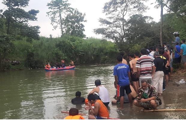 Jatuh dari Pohon saat Nonton Mancing, Dua Warga Jonggol Tewas di Sungai Cikarang