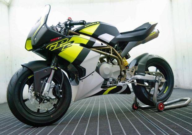 Ohvale GP-0 Siapkan Desain Motor Marquez dan Rossi