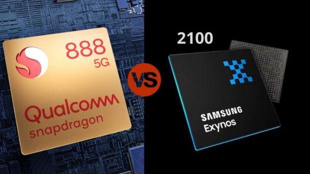 Keunggulan Juga Kelemahan Exynos 2100 dan Snapdragon 888