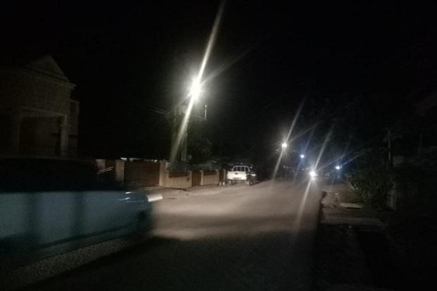 Diperbaiki, Warga 3 Kelurahan di Padangsidimpuan Akhirnya Bisa Nikmati Lampu Jalan