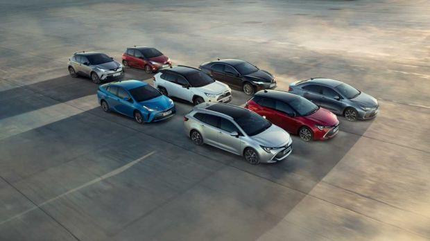 Toyota Dihukum Rp2,4 Triliun karena Langgar Peraturan Emisi