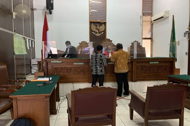 Polisi-Komnas HAM Tak Hadir, Sidang Perdana Praperadilan Penangkapan Laskar FPI Ditunda