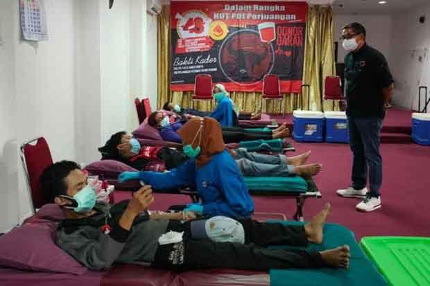 Putra Nababan: Donor Darah Saat Pandemi, Gotong Royong Kemanusiaan