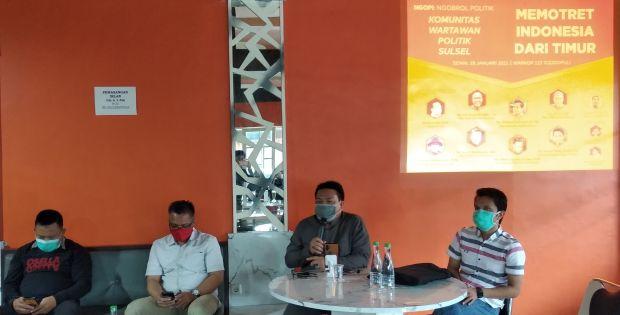 Pakar Politik Sebut Amran Sulaiman Penerus JK dari Indonesia Timur