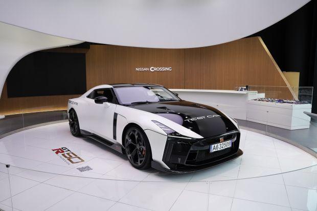 Terbatas 50 Unit, Nissan GT-R50 Harganya Rp17 Miliar
