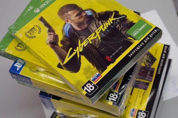 Pengembang Janjikan Update Perbaikan Game Cyberpunk 2077
