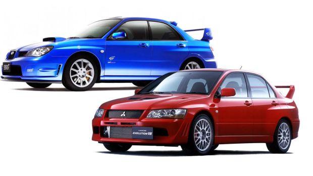 Mengungkap Misteri Tak Terpilihnya Mitsubishi Evo VII dan Subaru WRX di Fast and Furious