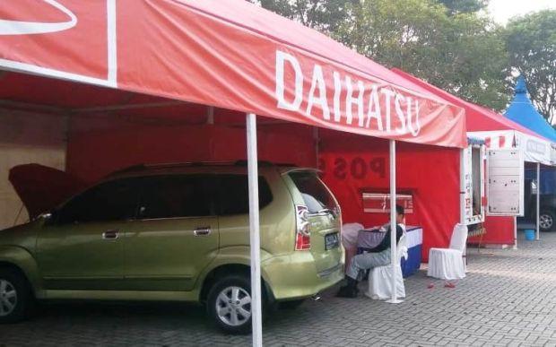 Daihatsu Siap Layani Uji Emisi di Seluruh BERES di Jakarta