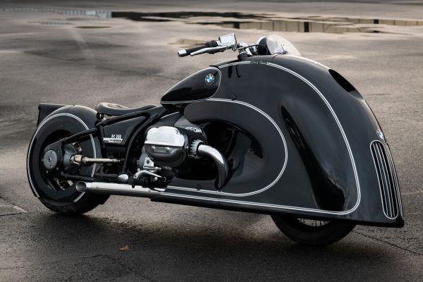 Motor Rp969 Juta Punya BMW Dijadikan Karya Seni, Seperti Apa?