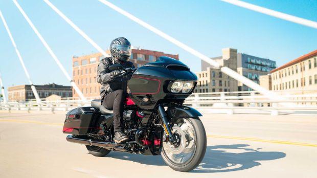 Buat Pemburu Moge, Nih Model Baru Harley-Davidson di 2021