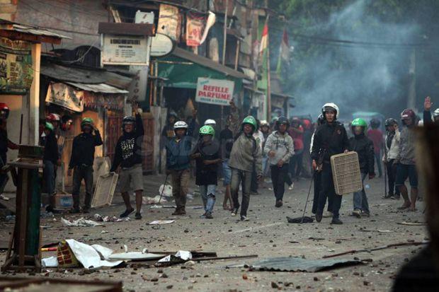 Jadi Provokator Tawuran di Manggarai, Eks Napi Diburu Polisi