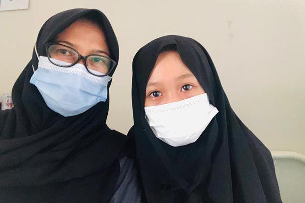 Keluarga untuk Aisyah, Gadis Mualaf yang Ibunya Meninggal Akibat COVID-19