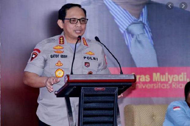 Rombak Direksi Pindad, Erick Thohir Tunjuk Wakapolri Gatot Eddy Pramono Jadi Komisaris