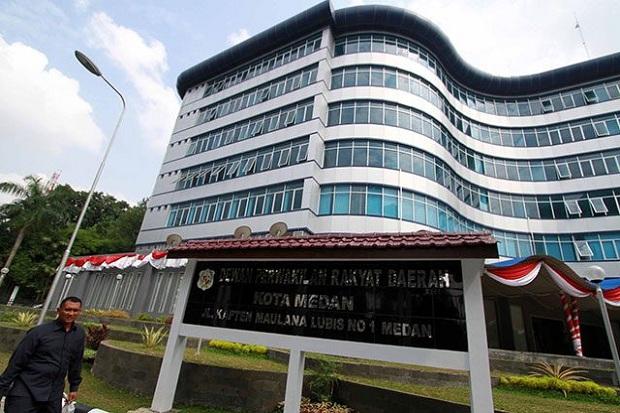 2 Staf Terkonfirmasi COVID-19, DPRD Medan Berlakukan WFH Selama Dua Pekan
