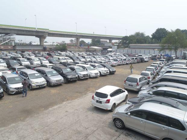 Mudahkan Cari Mobil Lelangan, Tampilan Website AUKSI Dipoles
