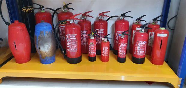 Alat Pemadam Kebakaran Dijual Bebas, Harganya Cuma Rp350 Ribuan