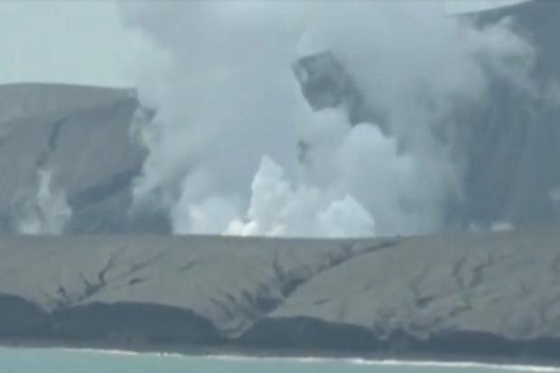 Aktivitas Gunung Api Meningkat, Waspadai Letusan Gunung Anak Krakatau
