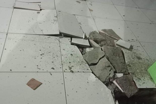 Gempa Dahsyat Sulut 7,1 Skala Richter Rusak Bangunan RSUD Talaud