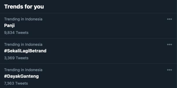 Nama Pandji Muncul di Trending Topic Twitter Hari ini, Kenapa?