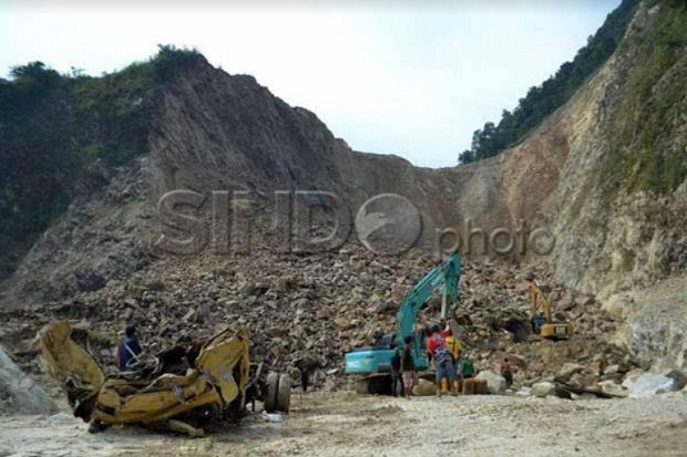 Jalur Tambang Parung Panjang Bogor Dibangun 2022, Ridwan Kamil: Kompleks dan Rumit