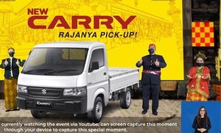Suzuki New Carry Pick Up Meluncur di Jatim, Ini Daftar Harganya