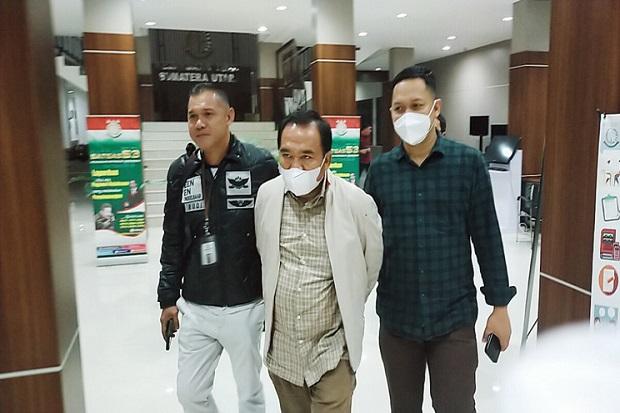 Ketua Inkindo Sumut Ditangkap Tim Kejaksaan, Buron Terkait Korupsi Peta Bencana