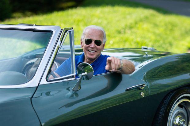Menanti Upaya Chevrolet Mewujudkan Mimpi Joe Biden