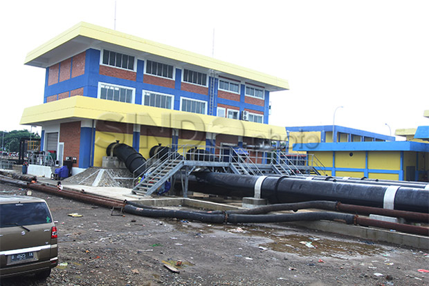 Pencurian Kabel Rumah Pompa Air Marak, DPRD DKI: Polisi Kemana?