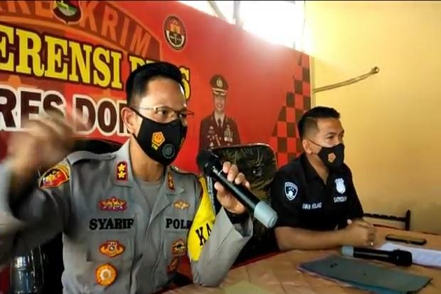 Ternyata Oknum Polisi dan Pengusaha Pemeran Adegan Seks di Ruang Isolasi COVID-19 RSUD Dompu