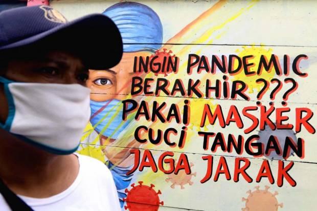 Positif Covid di Kota Bogor Hari Ini Bertambah 118 Orang, PPKM Diperpanjang Dua Pekan