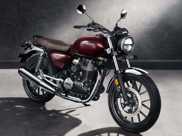 Honda India Datangkan GB350 2021 untuk Pasar Jepang