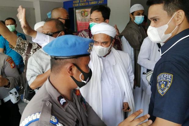 Habib Rizieq Dipindah ke Sel Mabes Polri, Bagaimana Kabarnya?