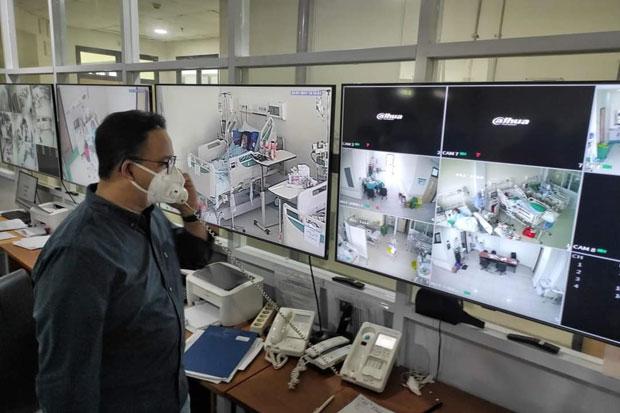 Anies Baswedan: Jakarta Tidak Pernah Lelah Tangani Kasus Covid-19
