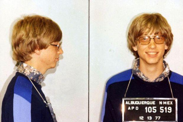 Gila, Nama Bill Gates Masuk Daftar Selebritas Paling Ceroboh saat Berkendara