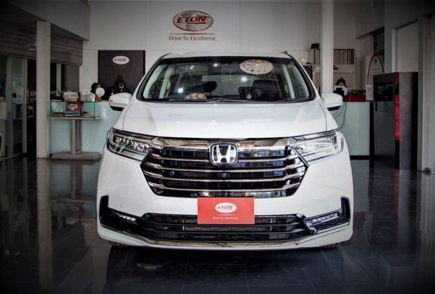 Honda Odyssey Facelift 2021 Menyapa Thailand, Indonesia Bulan Depan?