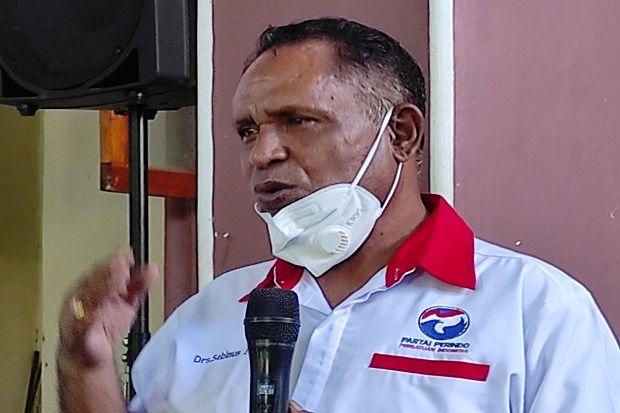 Sukses Bangun Fraksi Perindo di DPRD Sikka, Sabinus Nabu Kembali Pimpin DPD Perindo Sikka