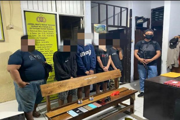 Terlibat Kasus Pencurian, Beberapa Anak Muda di Kotamobagu Dibekuk Polisi