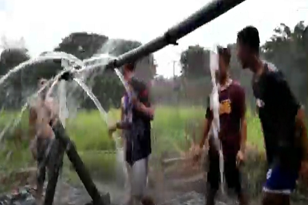 Baru Ditemukan, Air Mancur Panas di Pasuruan Jadi Destinasi Wisata