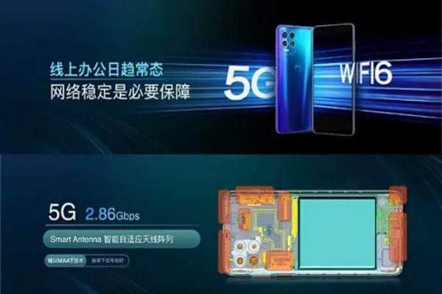 Motorola Edge S Diluncurkan, Inilah Model Pertama dari Snapdragon 870